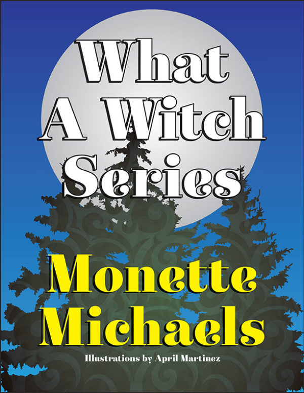 What a Witch Series Coloring Book